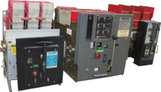 Low Voltage Air Circuit Breaker