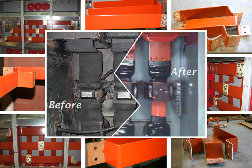 Bus Manufacturing - Before & After