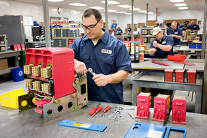 Electrical Equipment Remanufacturing Service