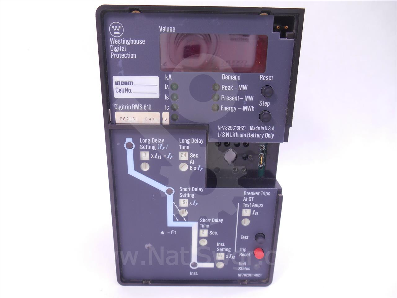 WH DIGITRIP RMS 810 SOLID STATE PROGRAMMER LSI