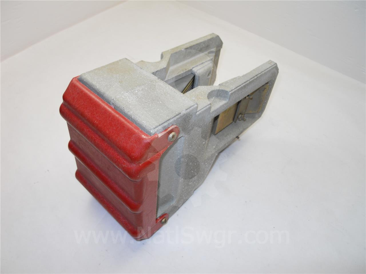 ABB ARC CHUTE ASSEMBLY, RED