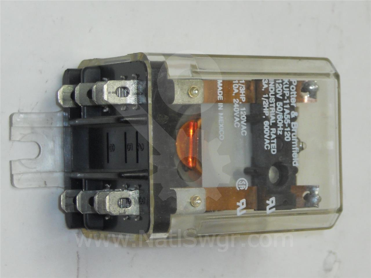 Westinghouse Cutler Hammer Wh 120vac Dc Charge Motor Electric Circuit Breakermotor Breaker Product On Control Relay Y