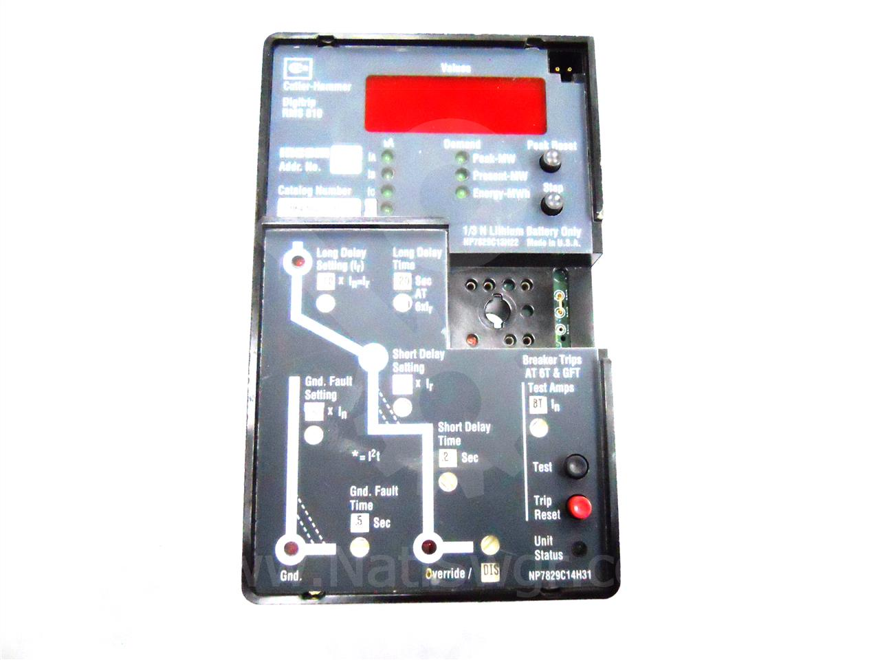 CH DIGITRIP RMS 810 SOLID STATE PROGRAMMER LSG