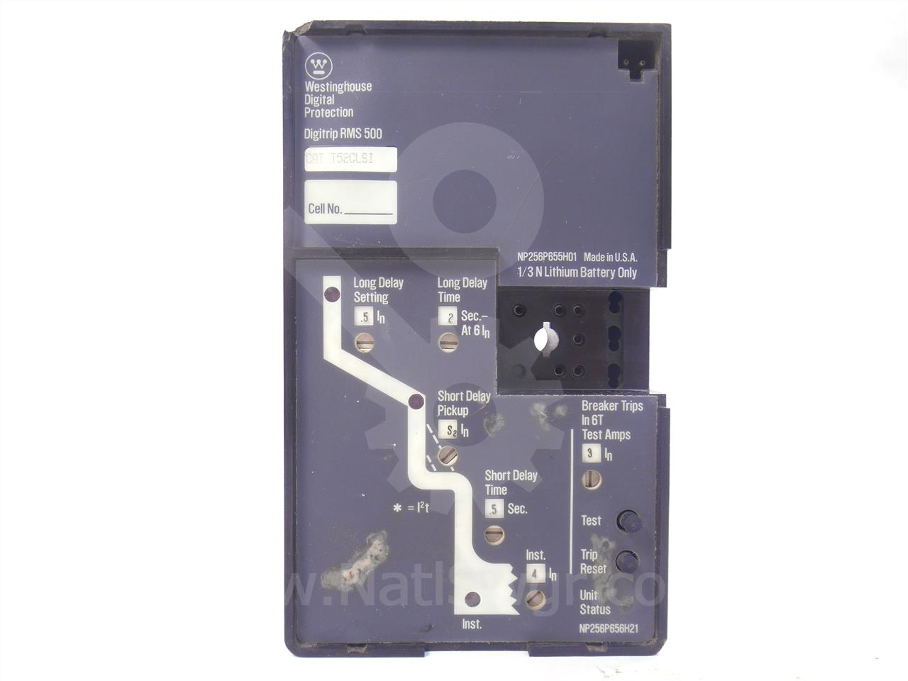 WH DIGITRIP RMS 500 SOLID STATE PROGRAMMER  LSI