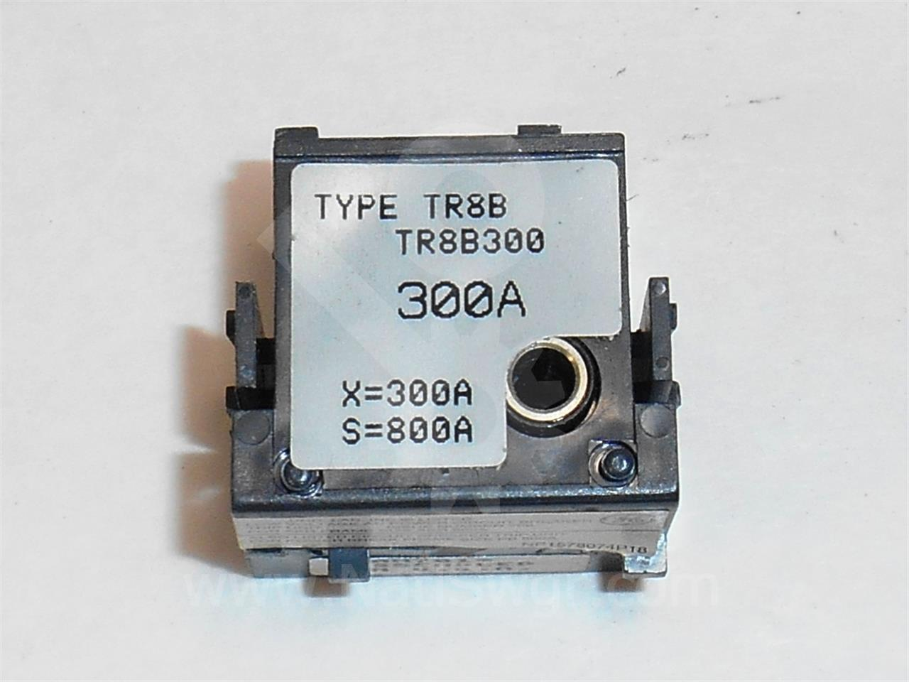 300A GE RATING PLUG 800A CT