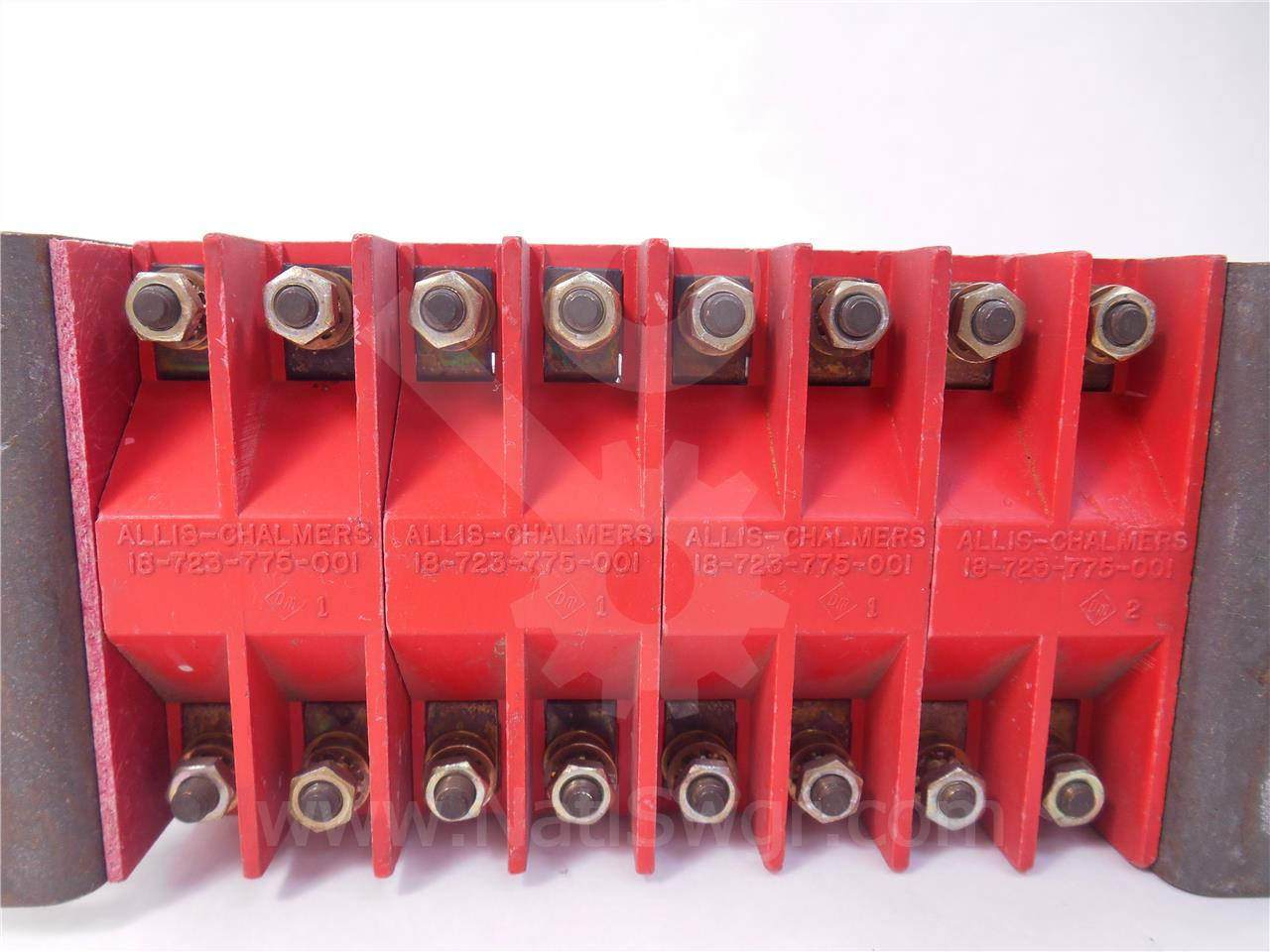 SA AUXILIARY SWITCH ASSEMBLY 8NO/8NC