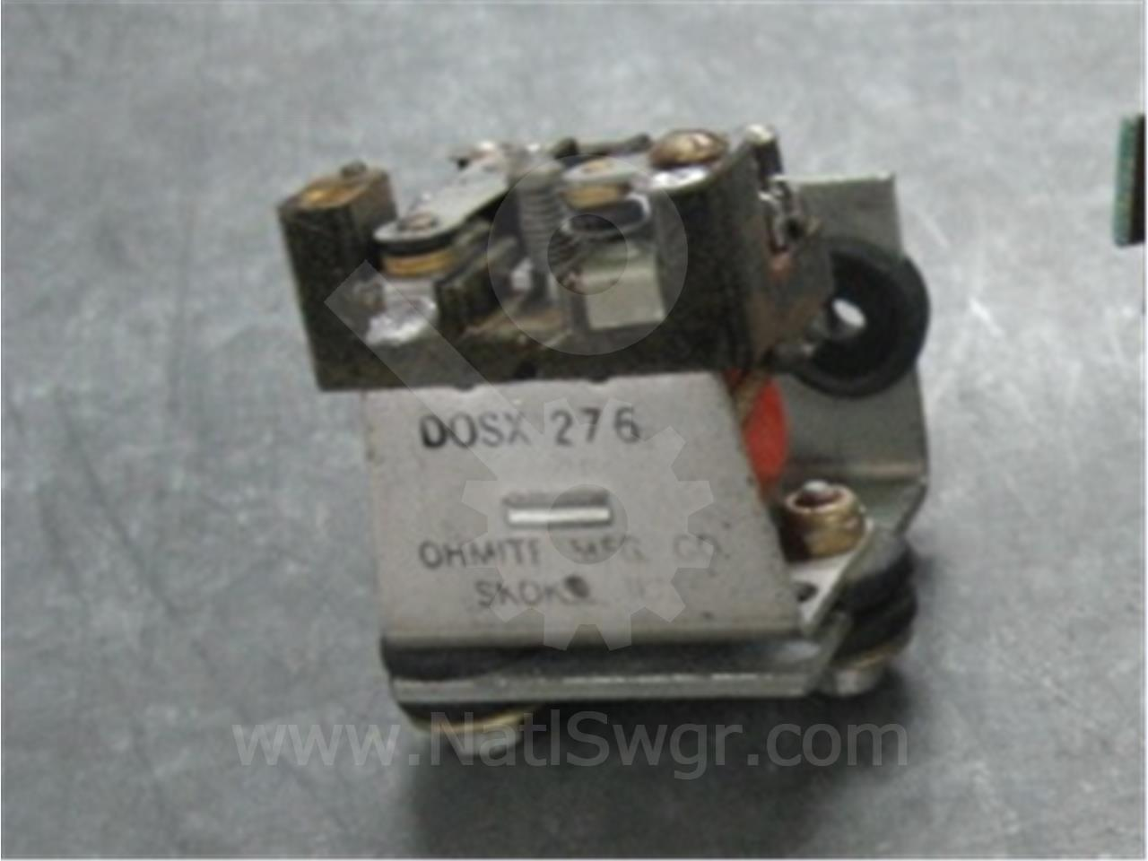 General Electric Ge 120vac 125vdc Charge Motor How To Test A Vacuum Transformer Brushes And Relay Md Control Y