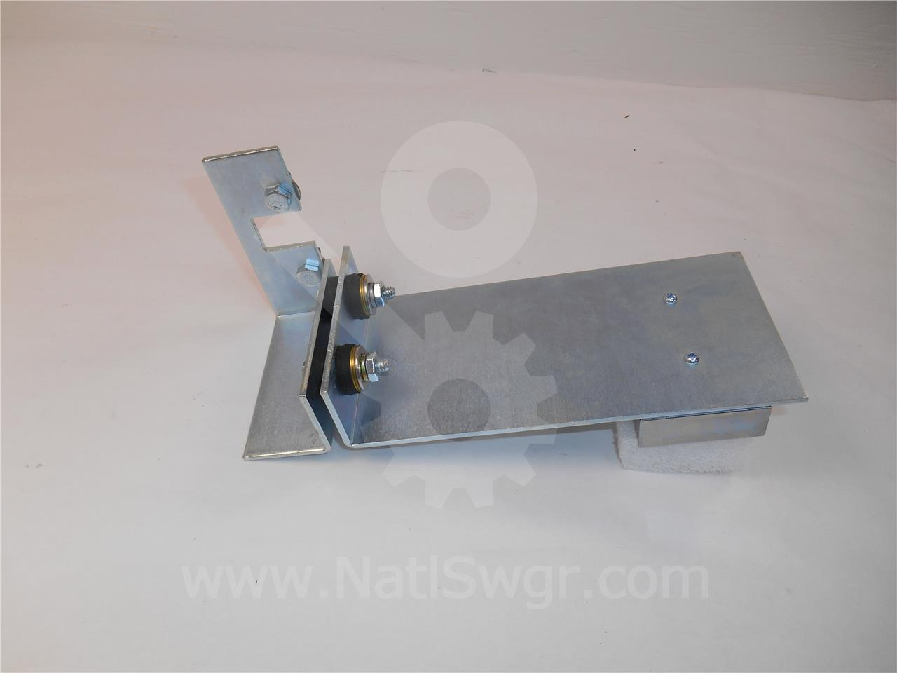 General Electric Ge Anti Pump Relay Shock Mount Plate New