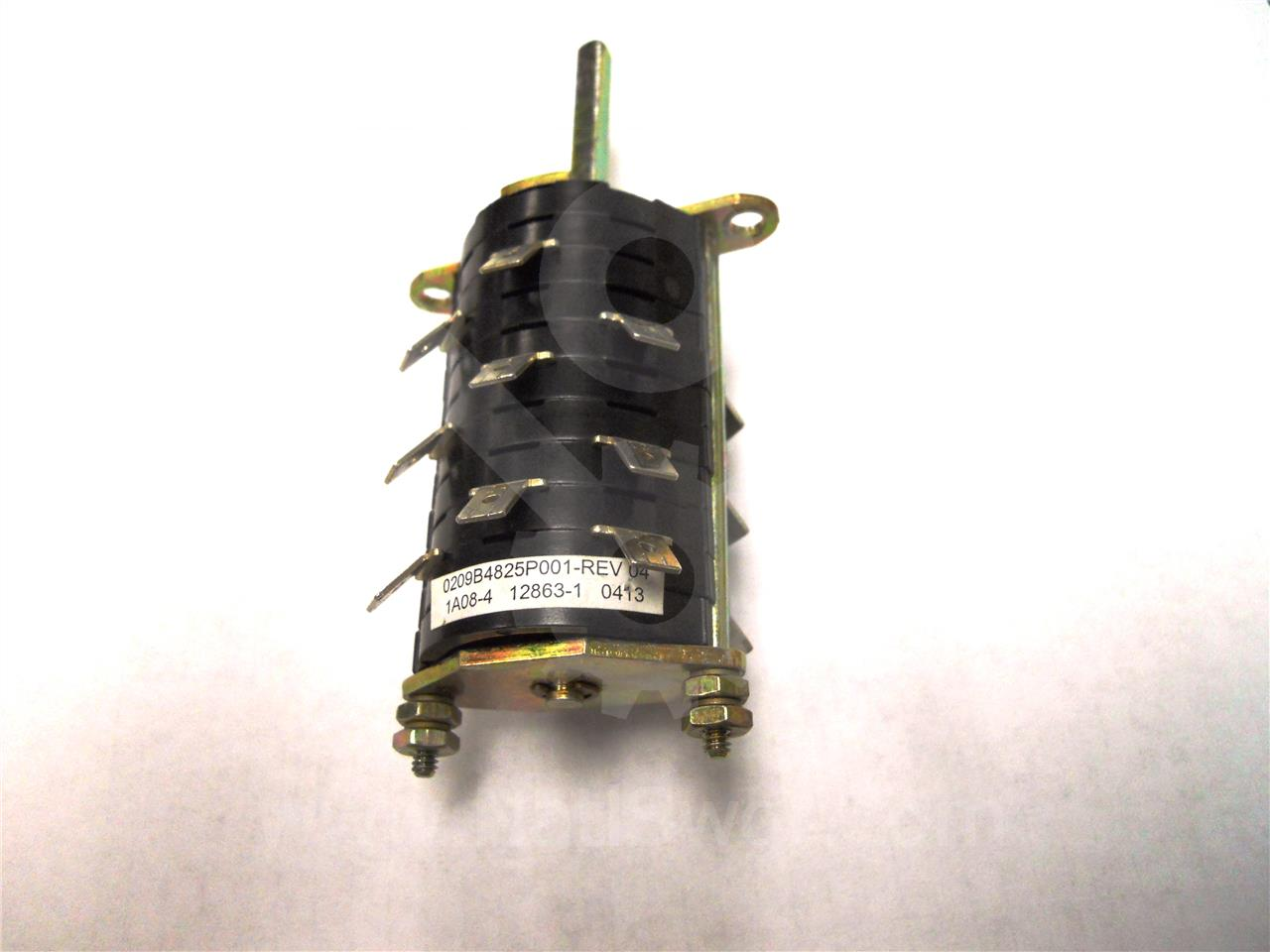 GE ES-102 AUXILIARY SWITCH 4NO/4NC