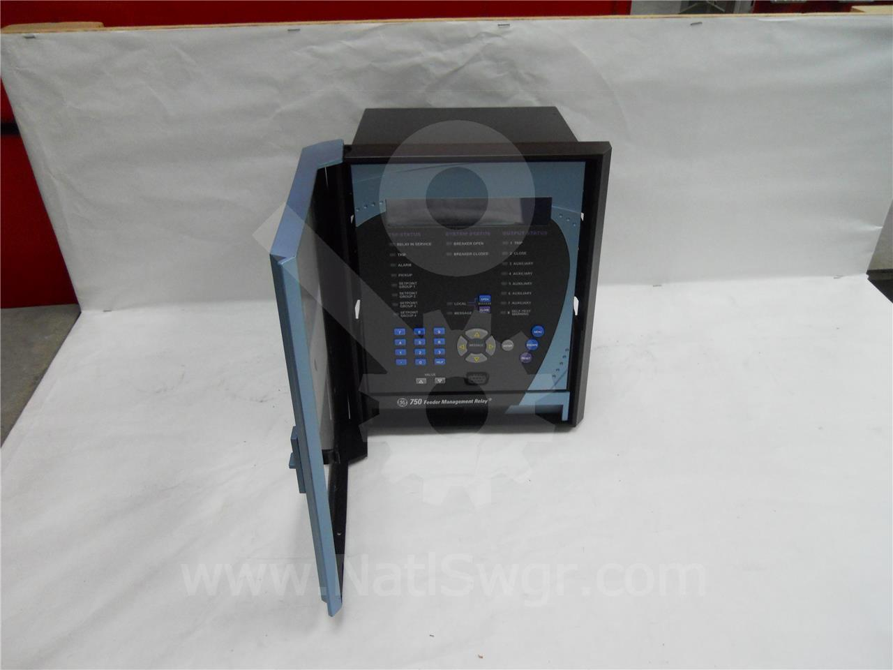 General Electric Ge Multilin Sr750 Feeder Management Relay New