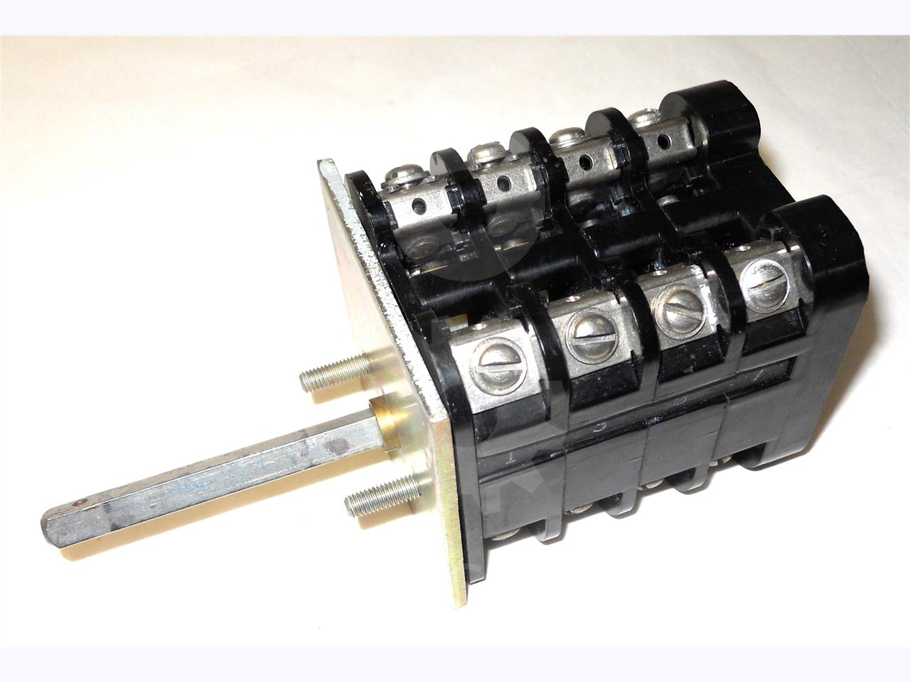 GE SBM AUXILIARY SWITCH ASSEMBLY 4NO/4NC