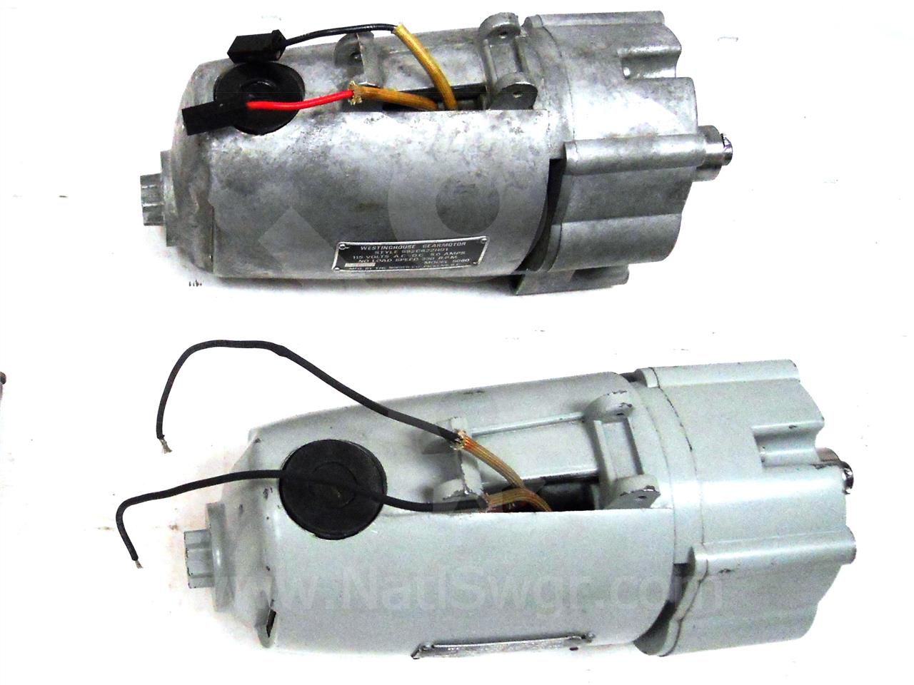 WH 120VAC/DC CHARGE MOTOR