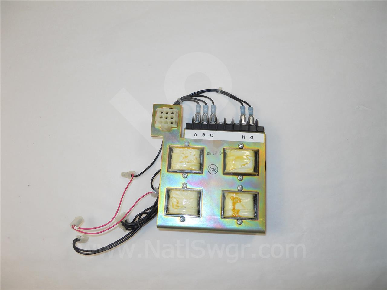 CH AUXILIARY CURRENT TRANSFORMER MODULE