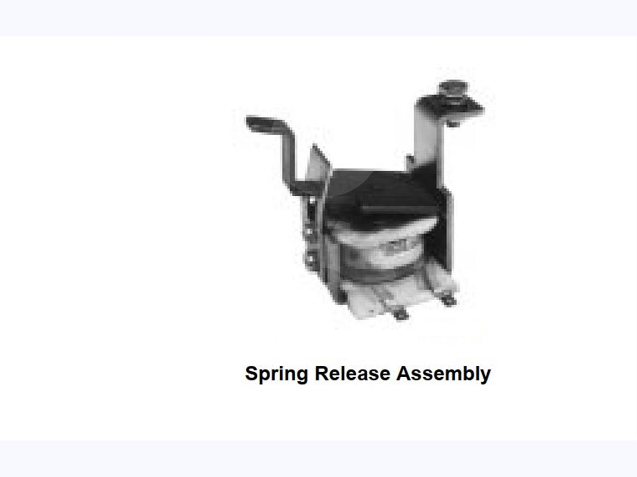 WH 120VAC SPRING RELEASE / CLOSE COIL ASSEMBLY