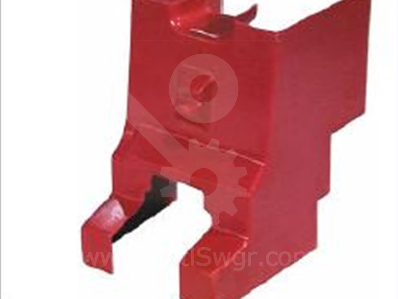 ITE INNER PHASE BARRIER / COVER RED