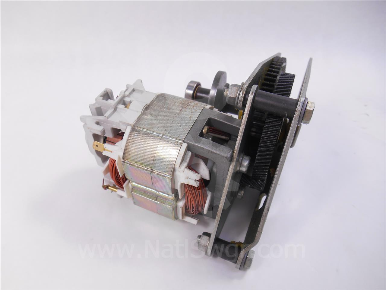 SQD 120VAC/DC CHARGE MOTOR ASSEMBLY