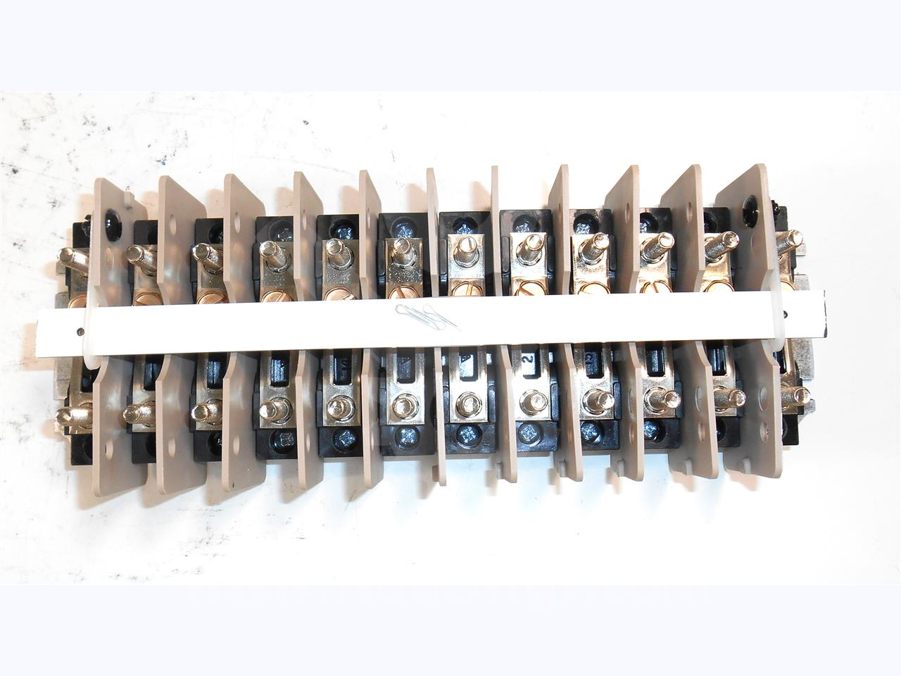 States States 12 Point Sliding Link Terminal Block