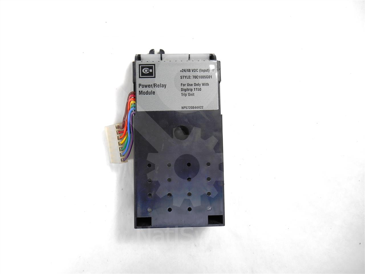 CH POWER RELAY MODULE ATR 24/48VDC