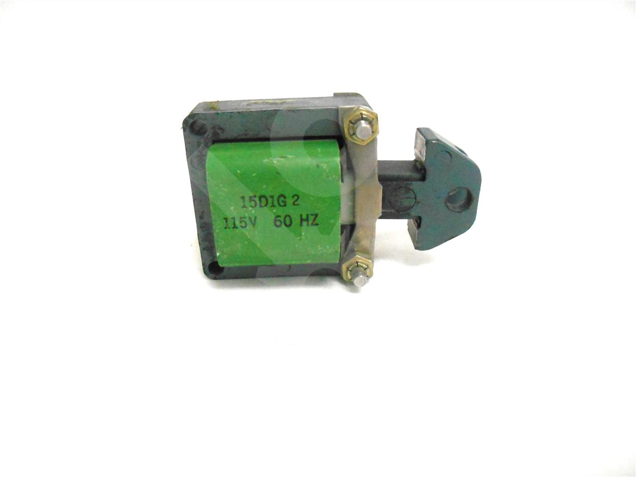 GE 120VAC CLOSING SOLENOID ASSEMBLY