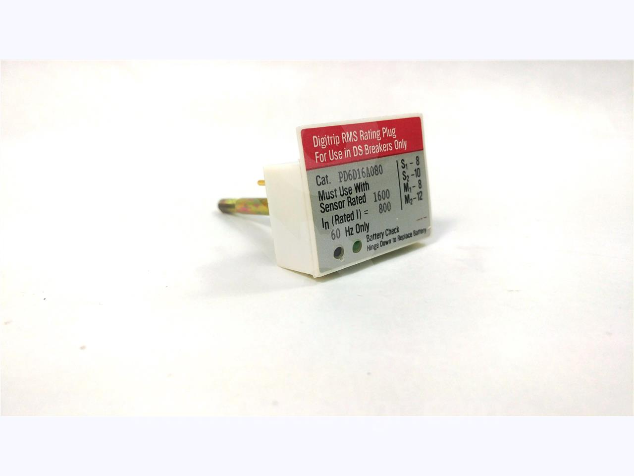 800A WH RATING PLUG 1600A CT