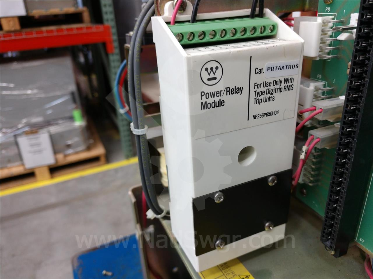CH 120VAC POWER RELAY MODULE ATR