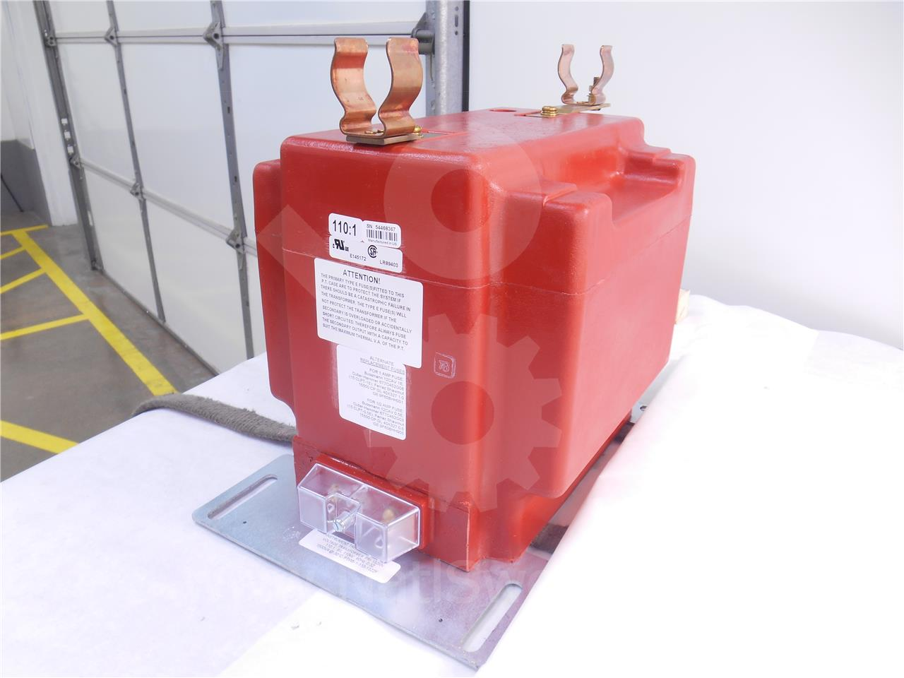 Instrument Transformer ITI 110:1 PTW-5 POTENTIAL ...