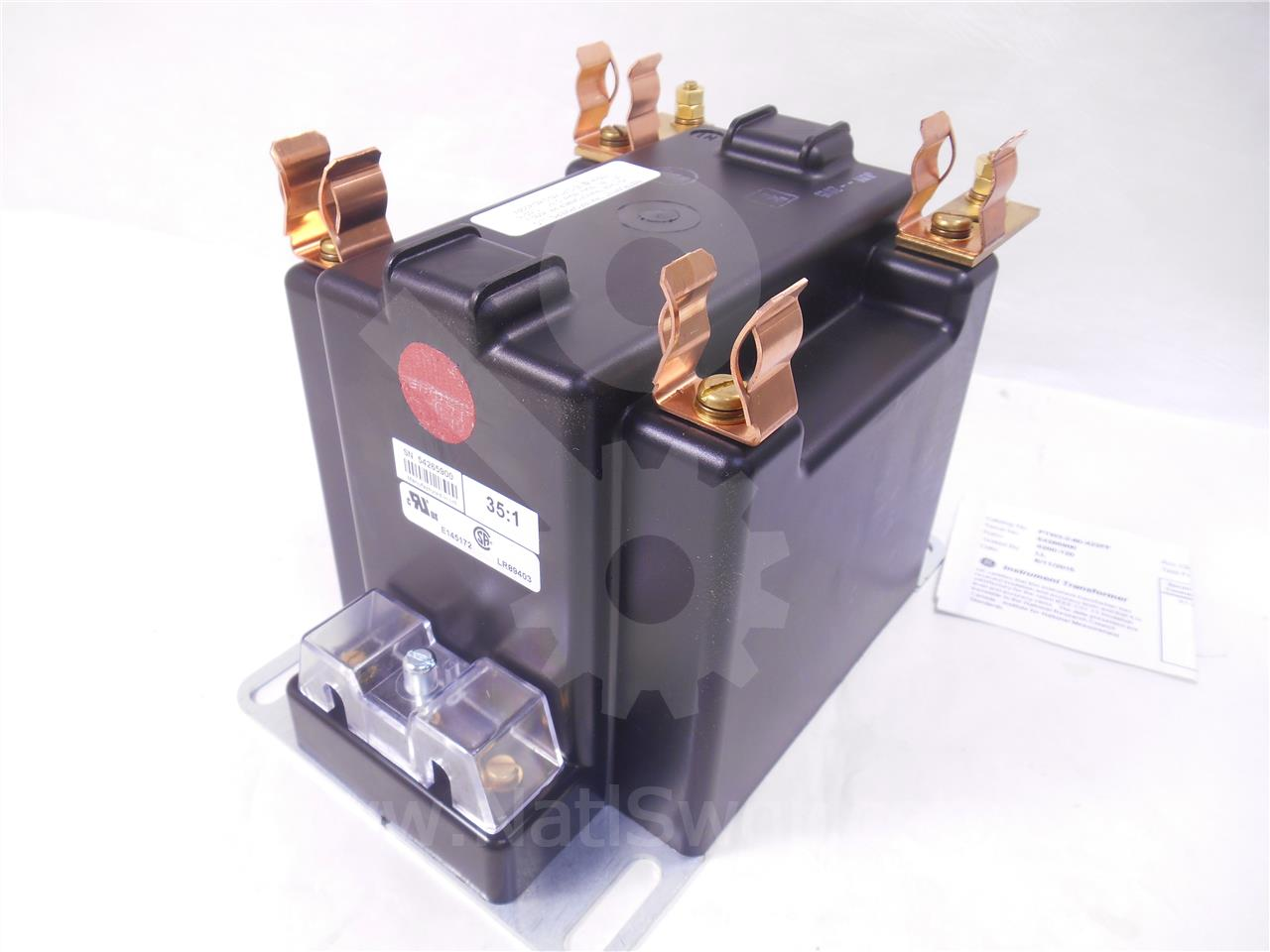 Instrument Transformer ITI 35:1 PTW-3 POTENTIAL ...