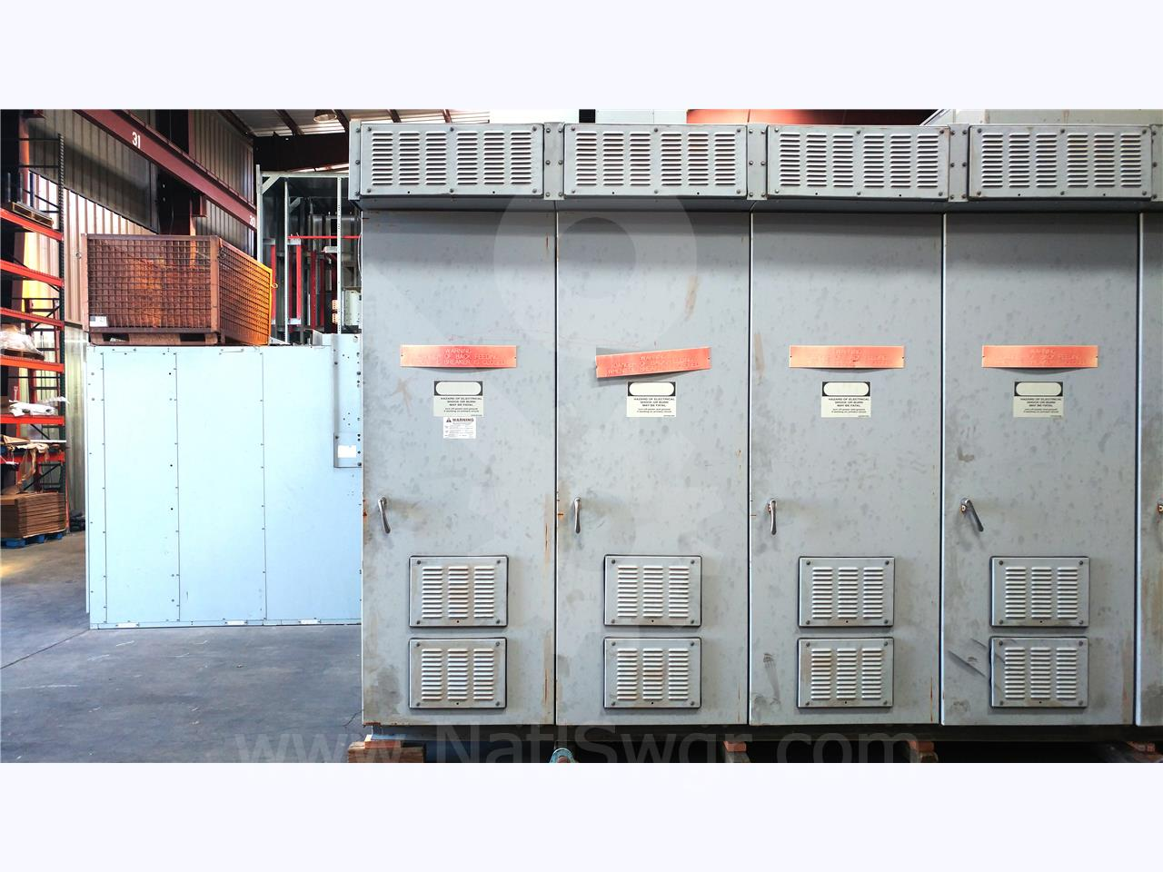 5KV WH VCP-W OUTDOOR SWITCHGEAR 350MVA