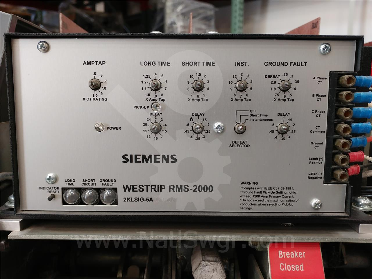 SA WESTRIP RMS-2000 SOLID STATE RETROFIT PROGRAMMER LSIG