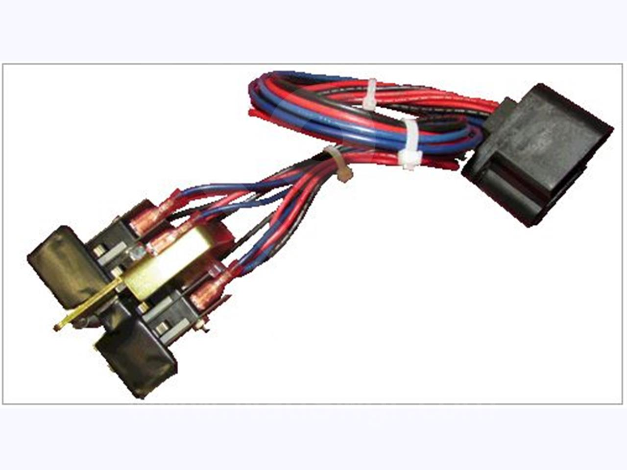 WH AUXILIARY SWITCH ASSEMBLY 4NO/4NC