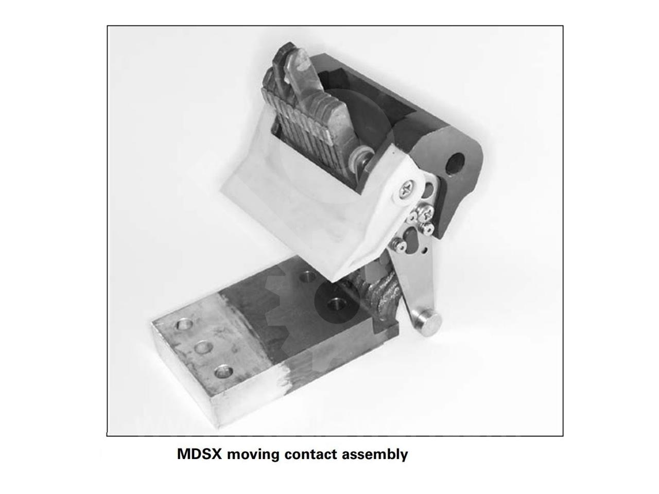 MVADP16-SINGLE CH Vertical Adapter Assembly