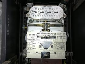 WH CB-2F WATTHOUR METER RELAY 005-238