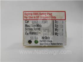 2400A WH RATING PLUG 3200A CT 006-461