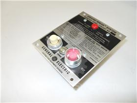 GE TGS GROUND FAULT MONITOR PANEL  007-460