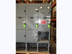 2000A SQD POWER ZONE III INDOOR SWITCHGEAR UNUSED SURPLUS 010-323