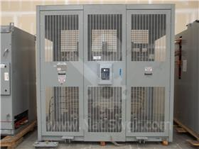 CH 3000/4000KVA 13200:480V DRY 3PH POWER TRANSFORMER UNUSED SURPLUS 010-468