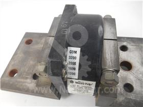 1200-3200A GE MULTI RATIO NEUTRAL CURRENT TRANSFORMER MVT / ENTELLIGAURD 012-193