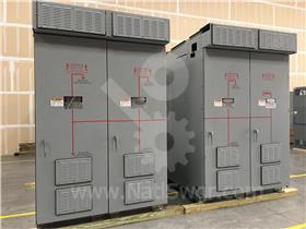 5KV WH EATON VCP-W OUTDOOR SWITCHGEAR LINEUP 1200A 350MVA - UNUSED SURPLUS 015-140
