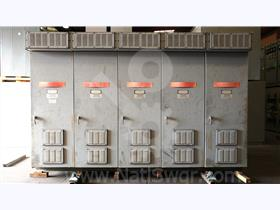 5KV WH VCP-W OUTDOOR SWITCHGEAR LINEUP 3000A 350MVA 015-540